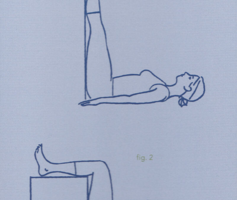 End the Day With Relaxing Yoga